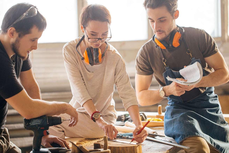 Projet de transition professionnelle : quelles démarches pour les salariés du Bâtiment ?